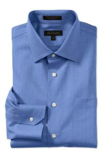 Smartcare™ Traditional Fit Dress Shirt FRENCH BLUE SZ 17.5 x 37