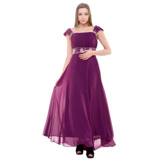 Sparking Prom Ball Gowns Evening Party Pageant Long Beads Bridesmaid