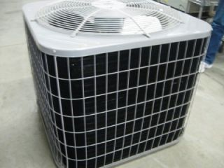 carrier heat pump condenser unit 38ycc036 new 3 ton