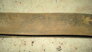 Flat Belt Pulley Belt Triple Splice LEATHER2Wide 42 Long 84 Total