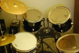 Piece Drum Set Tama Snare Pearl Zildjian etc Local Pickup Fort Wayne