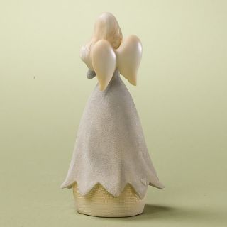 Enesco Foundations Little Angel Praying Figurine Karen Hahn NIB 2011