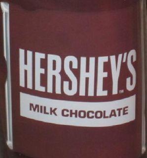 Hershey Milk Chocolate Candy Bar Plush Fleece Blanket Gift Hersheys