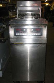 Frymaster Electric Floor Model Fryer