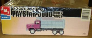 AMT PAYSTAR DUMP TRUCK FS GMS CUSTOMS HOBBY COLLECTION KIT 1/25