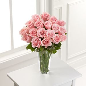 FTD Pink Rose Bouquet S21 4304 Flower Delivery by Florist