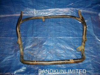 HONDA FOURTRAX TRX350 4X4 1986 REAR GRAB BAR GUARD RACK MOUNT