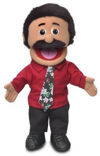 14 Pro Puppets Full Body Hand Puppet Carlos