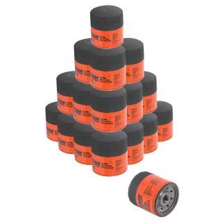 Qty (25) Fram Oil Filters HM7317 High Mileage 20mmx1.5 Thread 3.470