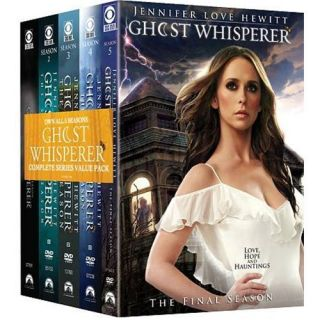 New Ghost Whisperer Complete Series Bundle 097360730845