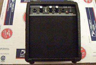 New Maestro by Gibson Model GM 05 Electric Guitar Amplifier 5 Watt