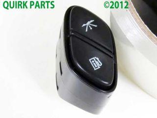 genuine gm steering wheel drive information trip fuel switch