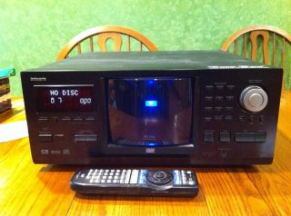 Onkyo Integra DPT 1 Multi Disc Changer