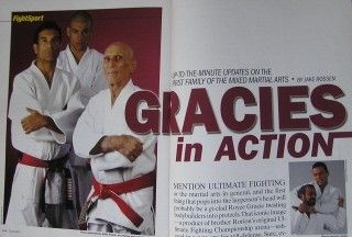 04 Black Belt Karate Rickson Royce Gracie Jason Frank