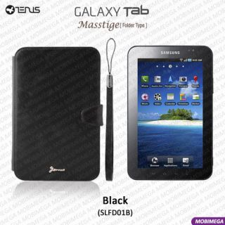 zenus masstige folder case samsung galaxy tab color black