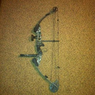 Browning Ambush 80 Compound Bow