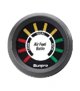 Air Fuel Ratio Gauge Electrical CP8210 Sunpro