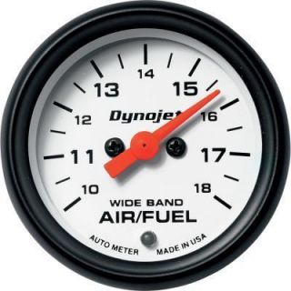 Dynojet Research Air Fuel Ratio Gauges White Face 76940409