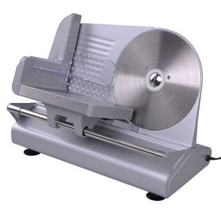 Pro 8 5 150W Electric Deli Fruit Meat Food Slicer Cutter Stainless