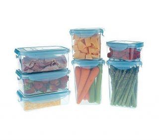 Fresh Life Food Storage Container 7 Piece Set by Lori G