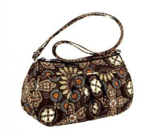 NWT Vera Bradley Frannie shoulder crossbody bag purse Handbag Canyon
