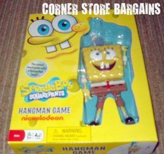 Nickelodeon Spongebob Hangman Game Classic Word Game