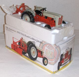 Precision Classic 1953 NAA Ford Golden Jubilee Farm Toy Tractor