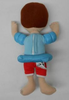 Fred FIGGLEHORN Swimming 13 Plush Talking Doll