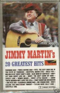 Jimmy Martin Freeborn Man Knoxville Girl DonT Let Your Sweet Love Die