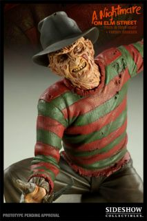 EXCLUSIVE~★a NIGHTMARE on ELM STREET: FREDDY KRUEGER MAQUETTE STATUE