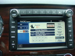 Ford Super Duty F250 F550 Hard Drive Navigation Radio Kit 2011 2012