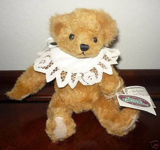 Ganz Cottage Collectibles Teddy Bear Ashley Yes No MWT