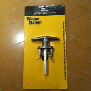 Wayne Dalton Garage Door Keyed Lock Handle with 2 Keys New