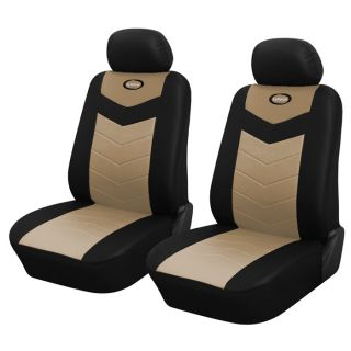 Front Car Seat Covers Compatible with Ford 157 Sahara