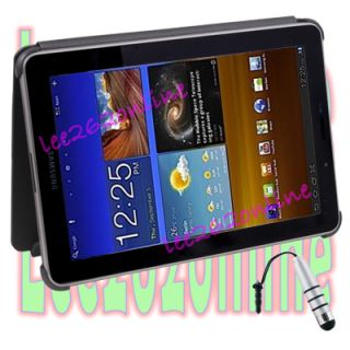 Typing Book Flip Case Stand For Samsung Galaxy Tab 7 7 P6800 6810