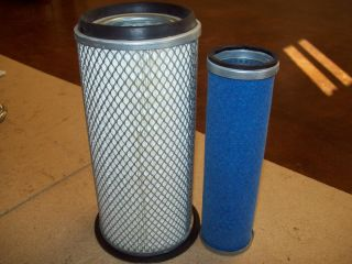 Ford Tractor Air Filter Inner Outer 2600 3600 4600