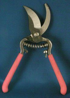 PRUNING SHEARS Hand Garden Tool NEW Steel Rubber Grips Loper Scissors