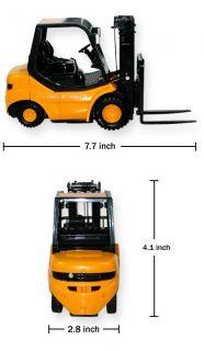 RC Mini Forklift Truck Radio Remote Control w/ Lifting Arm 6
