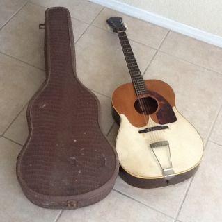 Vintage Epiphone Gibson 1964 FT45 Cortez Guitar