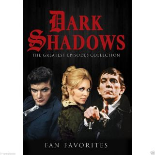 Shadows..Greatest Episodes Collection/Fan Favorites ( Jonathan Frid