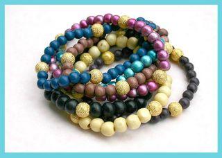 Friendship Beaded Bracelets Seen on All Favorite Celebs
