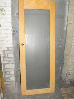 Door Frosted Glass Privacy Bathroom Pantry 30 wide Glass Window Door