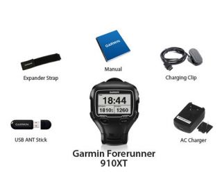 Garmin Forerunner 910XT Waterproof GPS Personal Training Device New