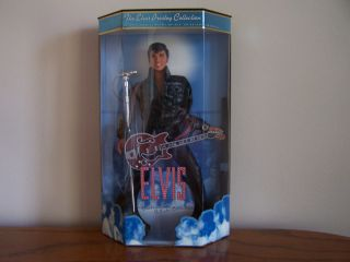 Box Elvis Presley Doll Collection Frist in a Series Collectors Edition