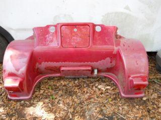 Used But Good Gem Golf Cart Car LSV Rear Body Panel Off 4 Passenger