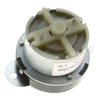 Swap a faulty gear box motor for this brand new, high quality 12V