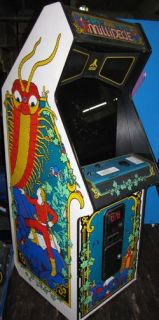 ATARI DEDICATED RARE CLASSIC MILLIPEDE SHOOTING BUGS ARCADE VIDEO GAME