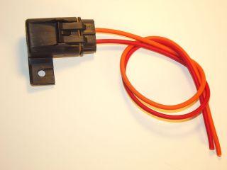 Fuel Pump Fuse Connector Wiring Harness 85 92 Camaro Firebird TPI TBI