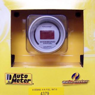 Air Fuel Ratio Gauge Ultra Lite Wideband Air Fuel Ratio Kit 2 1 16