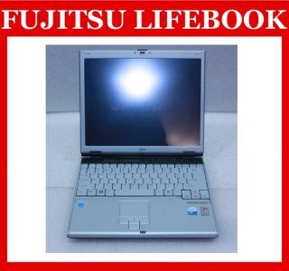 FUJITSU LIFEBOOK B6210D LAPTOP NOTEBOOK CORE SOLO 1.22 40GB 512MB